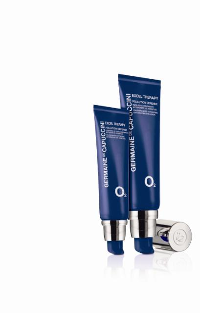 Excel Therapy O2 Pollution Defence Emulsion + Eye Contour