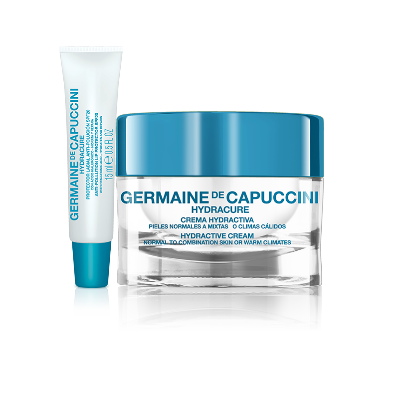 Hydracure Normal/Combinated Skin + Lip Protector
