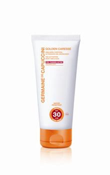 Golden Caresse Tan Activating Body Emulsion SPF30