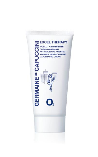Excel Therapy O2 Pollution Defence Travel Size