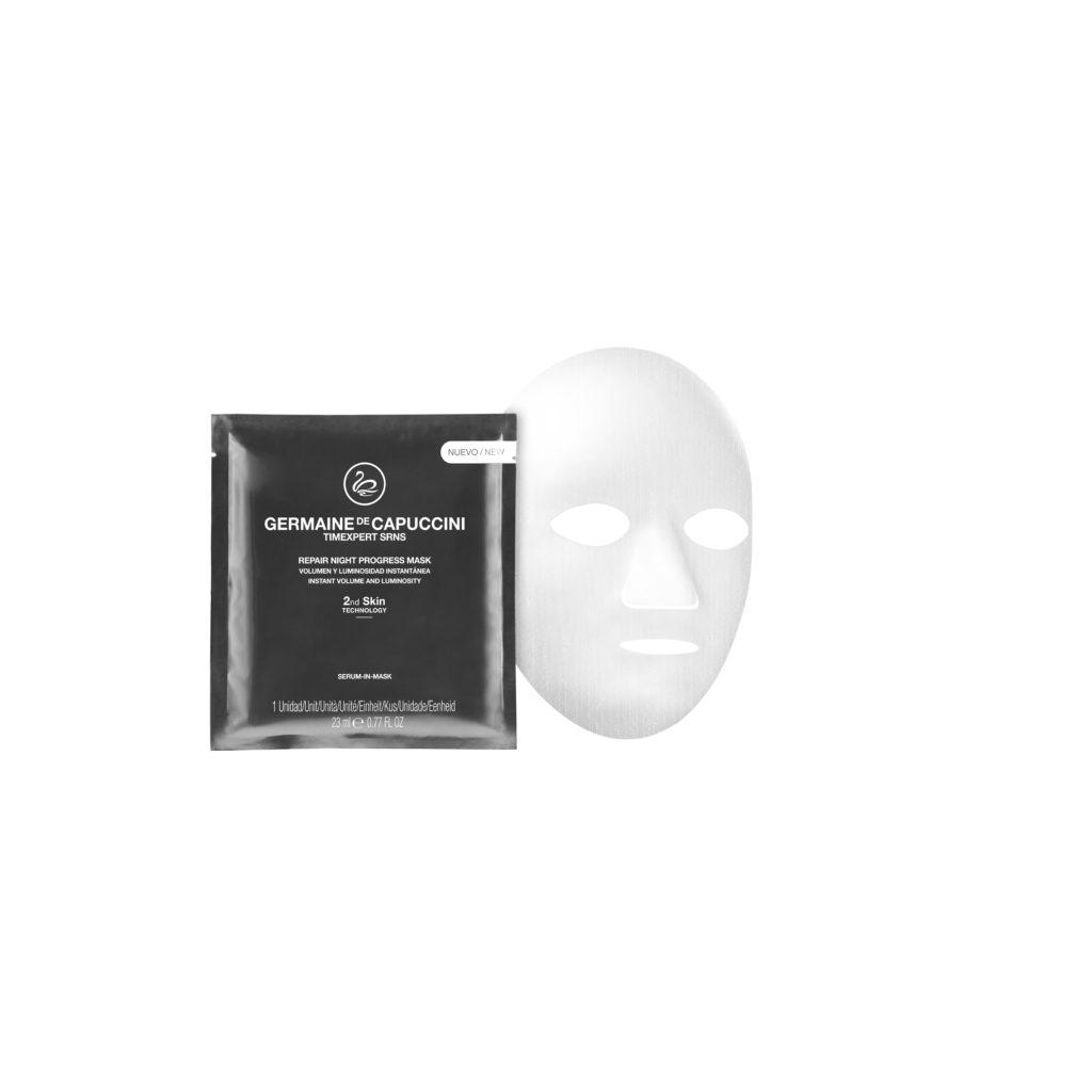 Timexpert SRNS Repair Night Progress  Serun-In-Mask